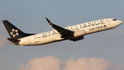 N26210 - Boeing 737-824 - United Airlines