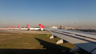 TC-AGL - Airbus A330-203 - AtlasGlobal