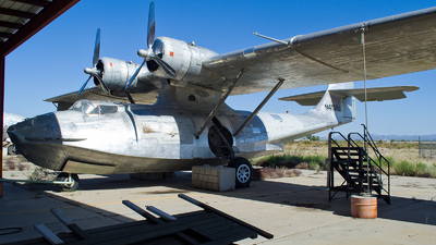 N413PB - Consolidated PBY-5A Catalina - Private