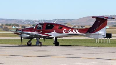 C-GJOL - Diamond Aircraft DA-62 - Private