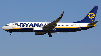 EI-GJB - Boeing 737-8AS - Ryanair