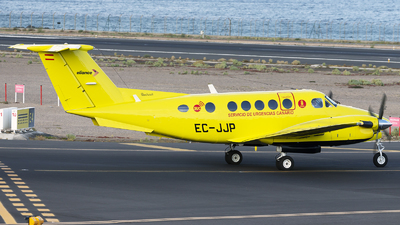 EC-JJP - Beechcraft B200 Super King Air - Eliance