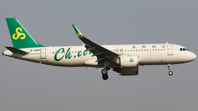 B-306P - Airbus A320-251N - Spring Airlines
