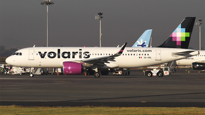 XA-VRL - Airbus A320-271N - Volaris