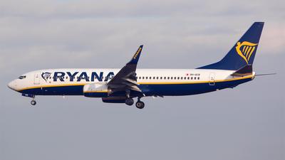 A picture of 9HQCB - Boeing 7378AS - Ryanair - © Simone Previdi