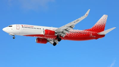 VP-BUS - Boeing 737-8MC - Rossiya Airlines