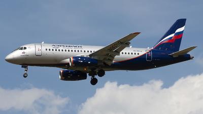 RA-89032 - Sukhoi Superjet 100-95B - Aeroflot