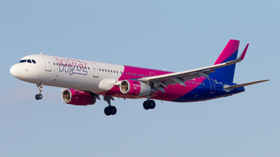 A picture of HALTH - Airbus A321231 - Wizz Air - © Eyal Zarrad