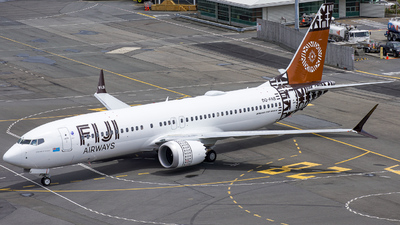 DQ-FAB - Boeing 737-8 MAX - Fiji Airways