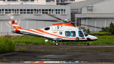 JA06AY - Agusta-Westland AW-169 - Aero Asahi