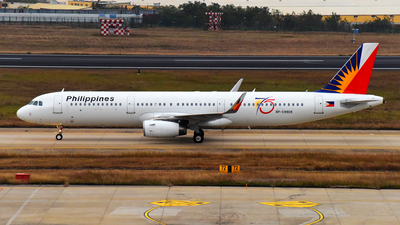 RP-C9909 - Airbus A321-231 - Philippine Airlines