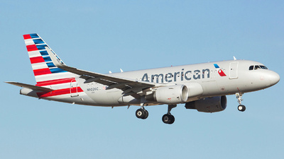 N9026C - Airbus A319-115 - American Airlines