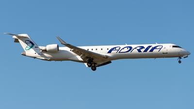 A picture of S5AFA - Bombardier CRJ900LR - Adria Airways - © GoldenWingPix