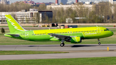 A picture of VQBPN - Airbus A320214 - S7 Airlines - © Yegor8016
