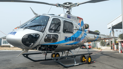B-70MK - Eurocopter AS 350B3 Ecureuil - Sichuan Xiling Fengteng General Aviation
