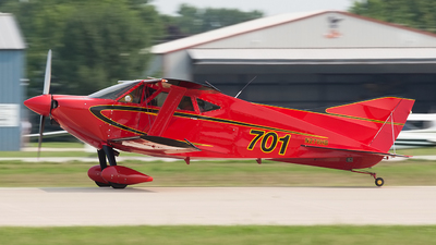 A picture of N278HB -  - [278] - © Jeremy D. Dando