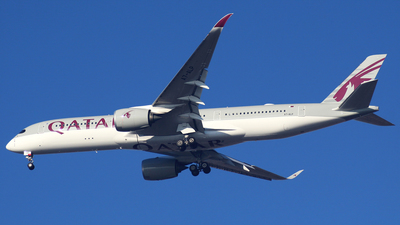 A7-ALP - Airbus A350-941 - Qatar Airways