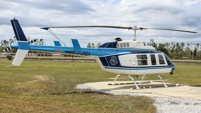 N429ZA - Bell 206L-1 LongRanger - Coastal Helicopters