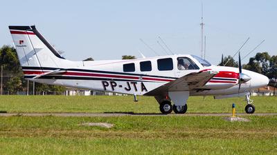 PP-JTA - Beechcraft G58 Baron - Private