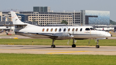 N387PH - Swearingen SA227-AC Metro III - Private