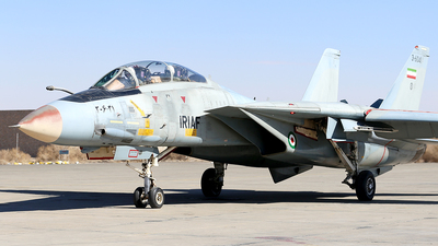 3-6041 - Grumman F-14A Tomcat - Iran - Air Force