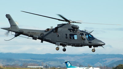 NZ3404 - Agusta A109LUH - New Zealand - Royal New Zealand Air Force (RNZAF)