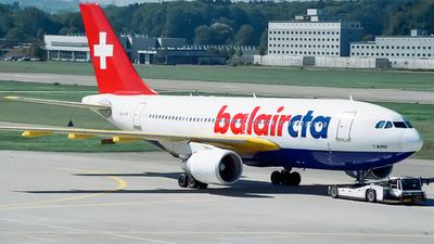 HB-IPM - Airbus A310-325(ET) - BalairCTA