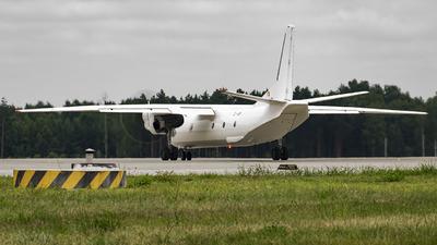 TL-VIB - Antonov An-26F - Via Air
