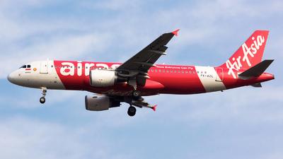 PK-AZL - Airbus A320-216 - Indonesia AirAsia