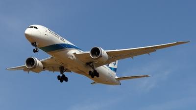 4X-EDE - Boeing 787-9 Dreamliner - El Al Israel Airlines