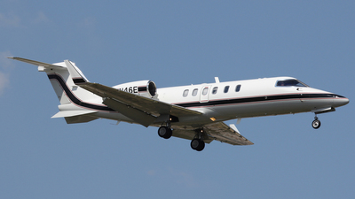 N46E - Bombardier Learjet 40 - Hunt Consolidated