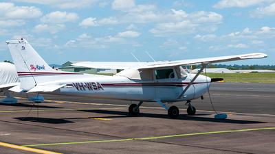 VH-WSA - Cessna 172N Skyhawk - Private
