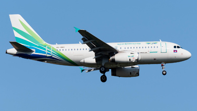 XU-983 - Airbus A319-132 - Lanmei Airlines