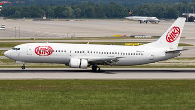 OM-GTD - Boeing 737-46J - Niki (Go2Sky)