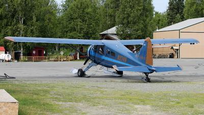 N2749 - De Havilland Canada U-6A Beaver - Sheldon Air Service