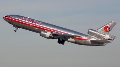 N128AA - McDonnell Douglas DC-10-10 - Hawaiian Airlines