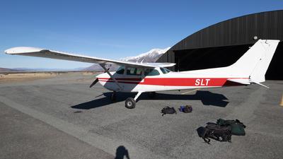 ZK-SLT - Cessna 172N Skyhawk II - Mainland Air