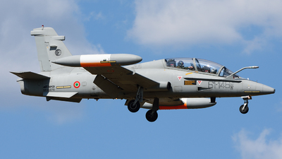 MM55078 - Aermacchi MB-339CD - Italy - Air Force