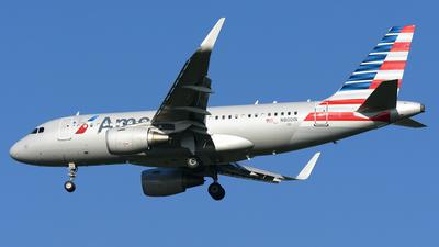N8001N - Airbus A319-115 - American Airlines