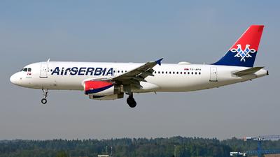 YU-APH - Airbus A320-232 - Air Serbia