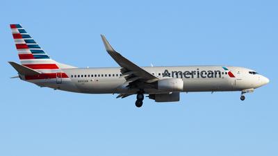 N992AN - Boeing 737-823 - American Airlines