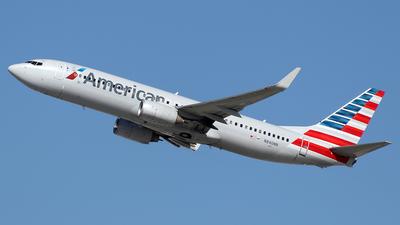 N840NN - Boeing 737-823 - American Airlines