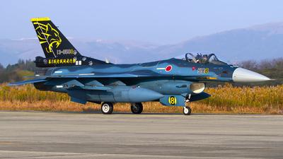13-8508 - Mitsubishi F-2A - Japan - Air Self Defence Force (JASDF)
