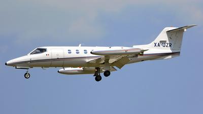 XA-UZR - Gates Learjet 25 - Private