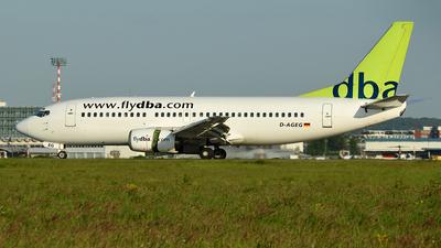 D-AGEG - Boeing 737-35B - dba