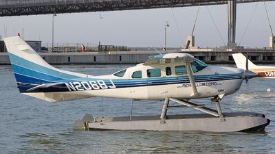 N206BJ - Cessna U206G Stationair - Aero Club - Como