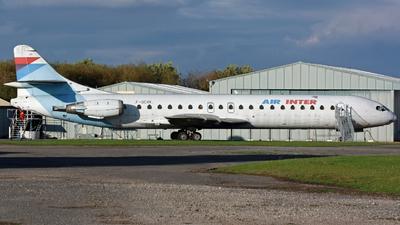 F-GCVK - Sud Aviation SE 210 Caravelle 12 - Air Inter