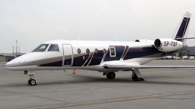SP-TBF - Gulfstream G150 - Private