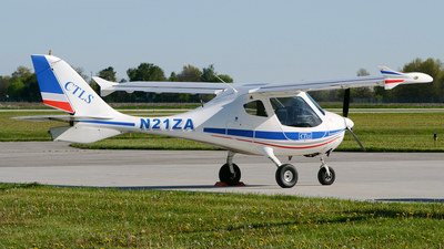 N21ZA - Flight Design CTLS - Private