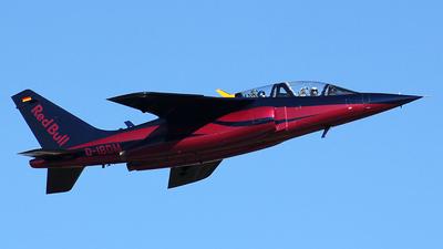 D-IBDM - Dassault-Breguet-Dornier Alpha Jet E - The Flying Bulls